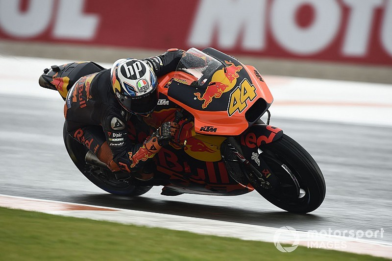 Espargaro prepared to risk crashing for big KTM result