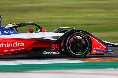 Rengeteg látványos felvétel a Formula E harmadik tesztnapjáról