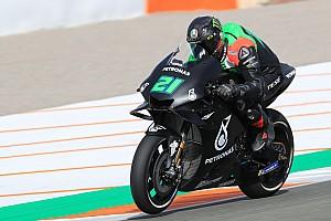 Yamaha sesuai dengan gaya balap Morbidelli