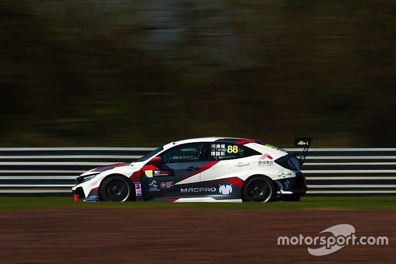 Asia-China: le pole position di Shanghai vanno a Henry Ho e Mitchell Cheah