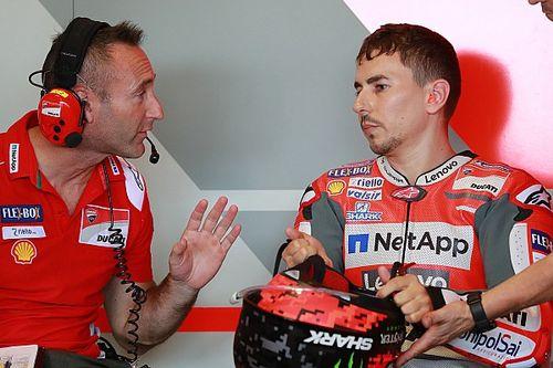 Lorenzo still in doubt to race in Japan