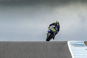 Rossi ontgoocheld, maar noemt overwinning Viñales 'goed nieuws'