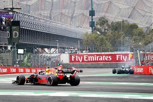 Formel 1 Mexiko 2018: Tech-Probleme bei Red Bull & Mercedes