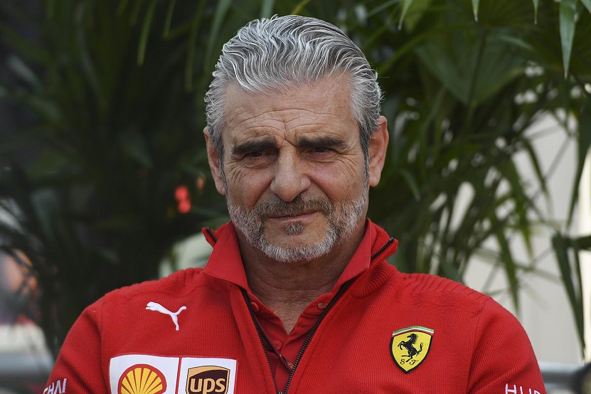 """Arrivabene: """"La Ferrari ha perso in semi-finale. Nel 2019 vogliamo vincere la finale"""""""