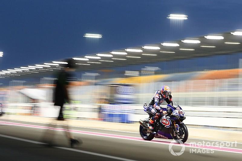 Van der Mark heeft begrip voor annuleren Superbike-race in Qatar
