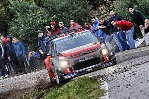 Loeb tira de manual y se lleva la victoria en España