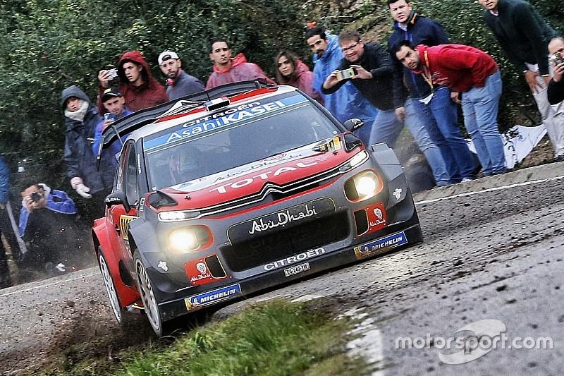 WRCカタルニア:絶対王者復活。ローブ、5年半ぶりWRC優勝。通算79勝目