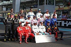 Así acabaron los campeonatos de pilotos y escuderías 2018 de F1