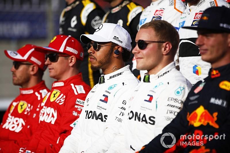 GALERI: Para pemenang, peraih pole, podium balapan F1 2018