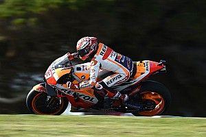 Маркес в пятый раз подряд выиграл квалификацию Гран При Австралии
