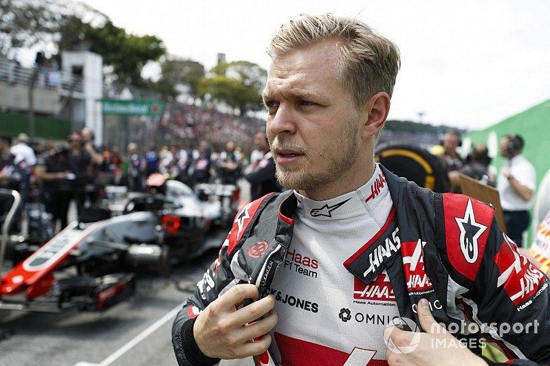 """Haas: la reputación de """"salvaje"""" que tiene Magnussen está equivocada"""