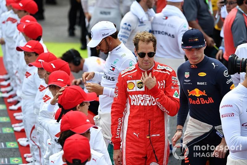 RÁDIOS: Algo entre as pernas de Vettel e revolta de Alonso, Verstappen e Gasly