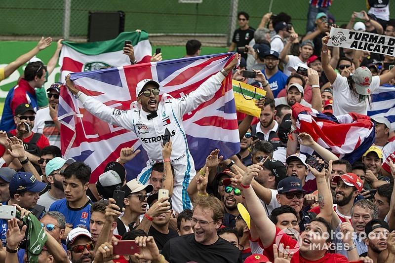"""Mercedes: """"Hamilton nélkül nem nyertünk volna öt címet"""""""