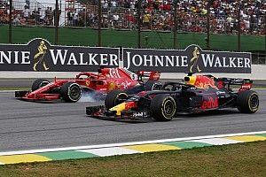 """Vettel: """"La carrera comenzó mal y terminó igual"""""""