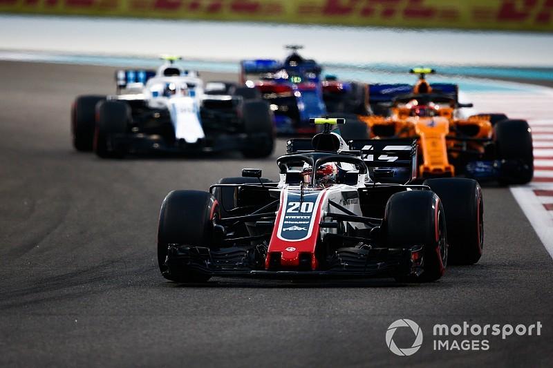 """ماغنوسن: المنافسة في """"الفئة الثانية"""" في الفورمولا واحد """"مملّة"""""""