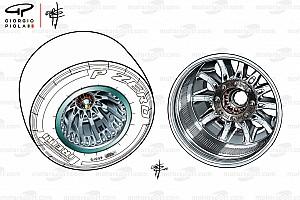 Останні зміни в спірній конструкції колісних дисків Mercedes