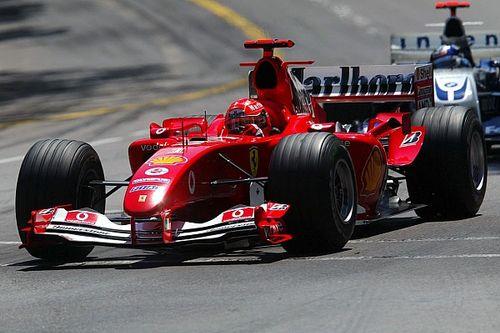 La Ferrari F2004, meilleure Formule 1 de l'Histoire?