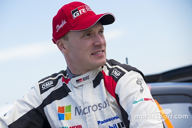 Latvala ordered not to fight Tanak for Australia win