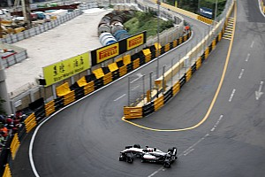 Full 2019 Macau Grand Prix weekend schedule