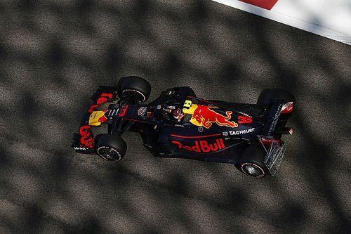Formel 1 Abu Dhabi 2018: Eine Sekunde Vorsprung für Red Bull
