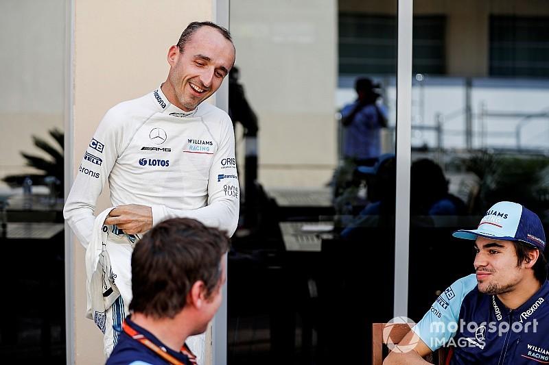 Bottas, Stroll ve Russell, Kubica'nın Williams'a katkı sağlayacağı konusunda hemfikir