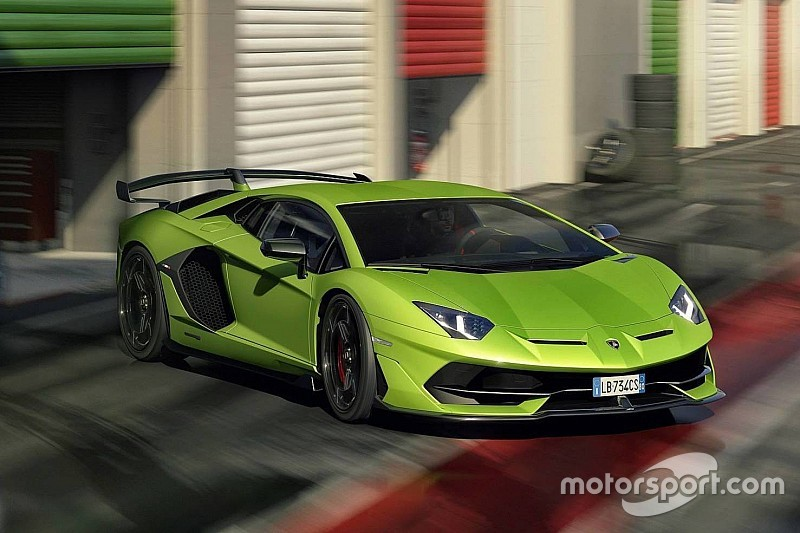 У Lamborghini вирішили не відмовлятися від двигунів V12