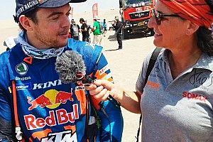 """""""Es ist extrem lässig"""": Walkner jubelt über zweiten Platz bei der Dakar"""