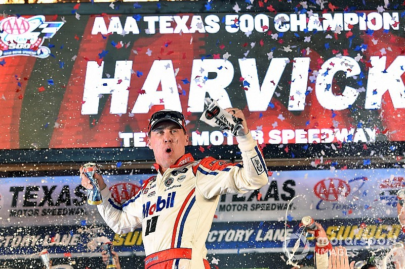 """Reality check"" helps keep Kevin Harvick's success in perspective"