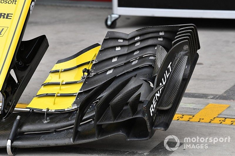 """Slashing downforce could leave F1 """"no better off"""" - Symonds"""