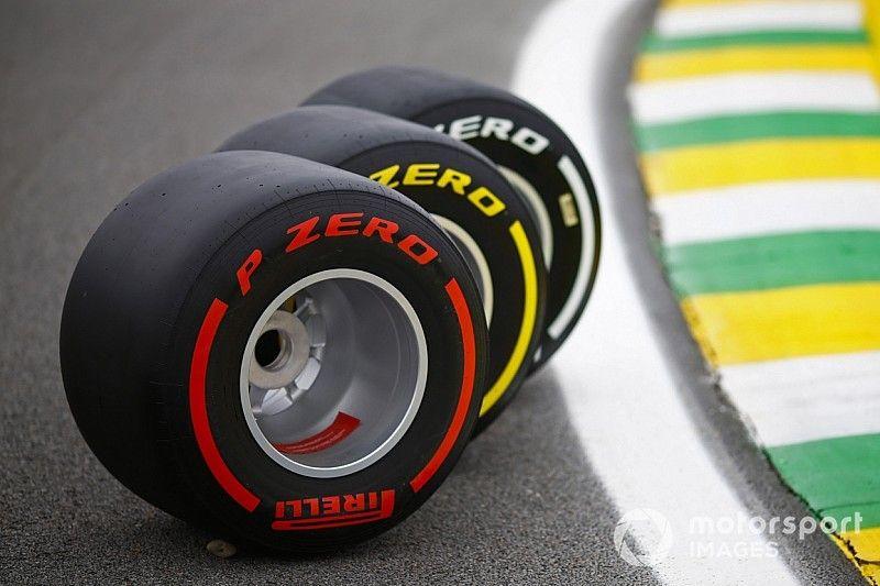 Cómo diferenciar los nuevos neumáticos F1 de Pirelli en los test