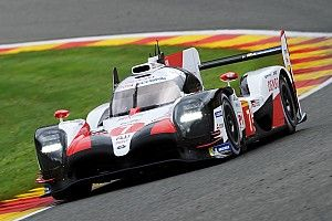 Spa WEC: #7 Toyota beats sister car to pole