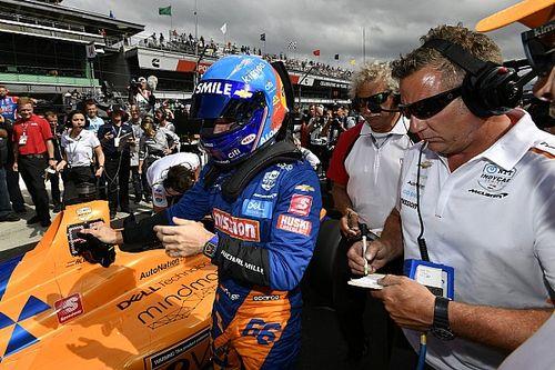 """Un """"implacable"""" Alonso impulsará a McLaren en Indy, dice Wickens"""