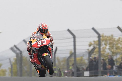 Marquez: New Honda gives me more ways of going fast