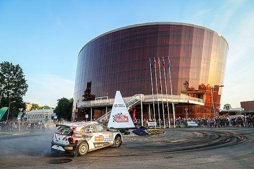 Liepāja, PS2: Solberg allunga, Lukyanuk sale terzo