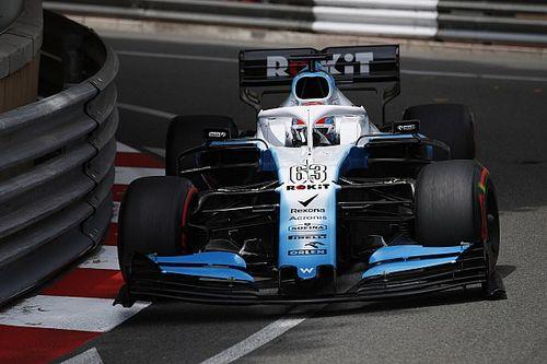 Russell a cru jouer la sixième place à Monaco