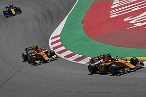 F2, Barcellona: Aitken e Boccolacci arretrati di tre posizioni in griglia nella Feature Race