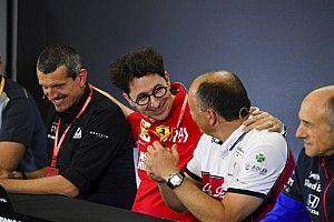 A Ferrari tagadja, hogy Binotto az esetleges F1-es kiszállásukra célzott volna