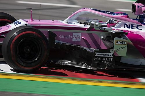 """Perez says """"everything looks bad"""" after Friday practice"""
