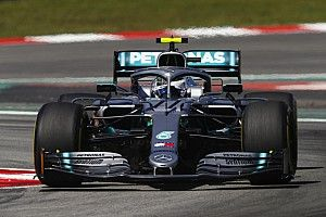 Spanish GP: Bottas leads Mercedes 1-2 in second practice