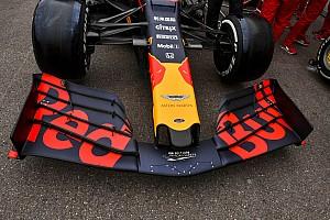 Red Bull: sulla RB15 torna il nasino senza narice