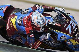 Moto2, Barcellona: Marquez fa tris e si porta in testa al Mondiale