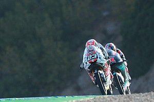 El equipo Marco Simoncelli logra su primer 1-2 en Moto3