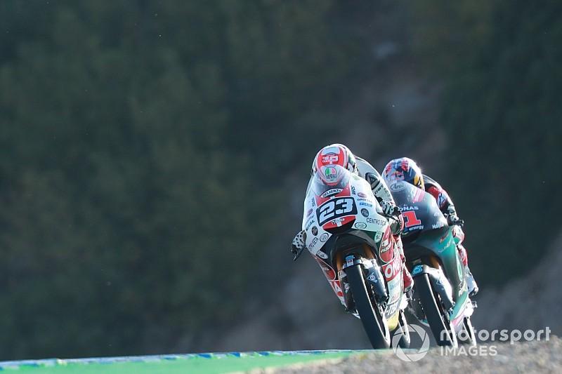 El equipo Marco Simoncelli logra su primer doblete en Moto3