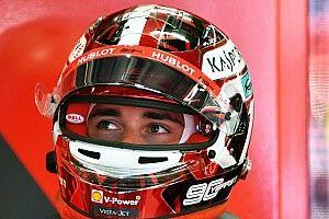 Leclerc nyerte a Ferrarival az FP3-at Ausztriában a két Mercedes előtt