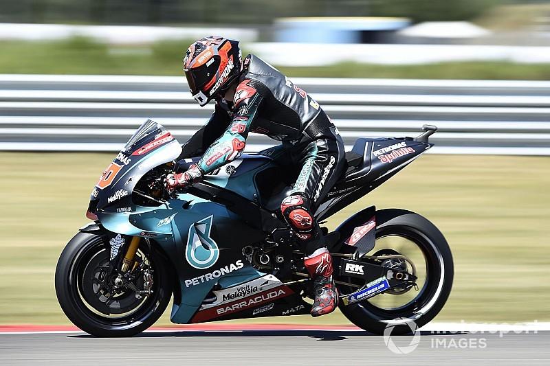 MotoGP: Quartararo confirma boa fase e crava pole na Holanda; Rossi é 14º