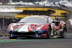 24h di Le Mans, 9ª ora: braccio di ferro tra le Toyota, emozioni in GTE Pro con la Ferrari in rimonta