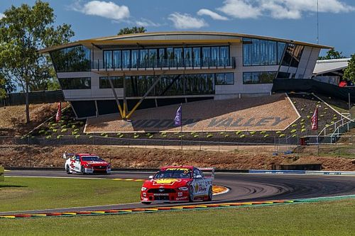 Darwin Supercars: McLaughlin beats Reynolds in final practice