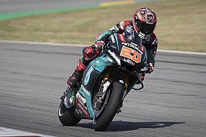Warm-up - Quartararo persiste et signe devant Márquez!