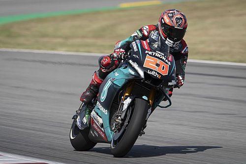 Куартараро опередил Маркеса на разминке Гран При Каталонии