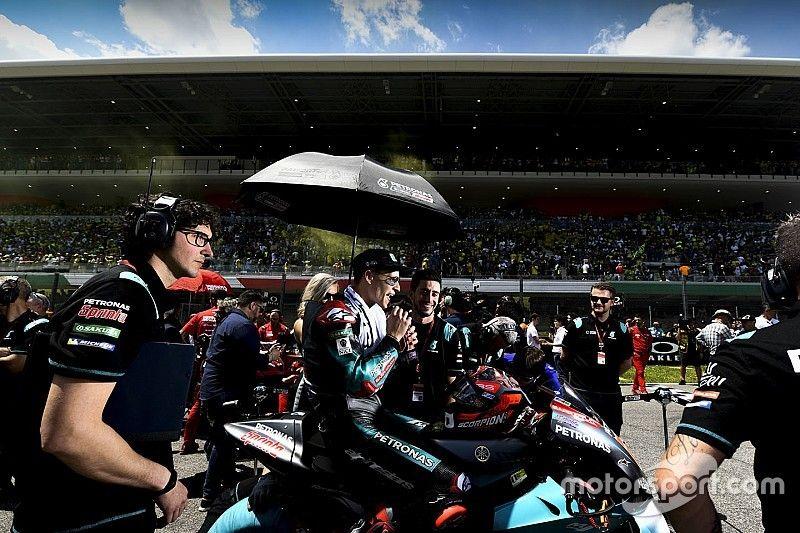 """Quartararo : L'adaptation au MotoGP? """"Sans doute pas facile"""""""